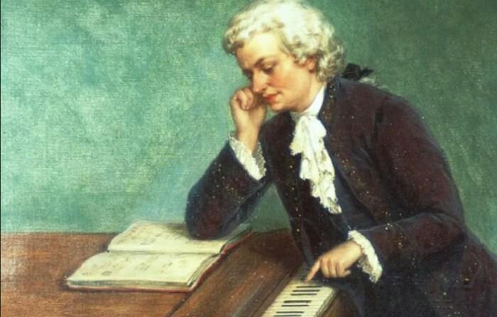 Моцарт был уверен, что его отравили Аква Тофана.