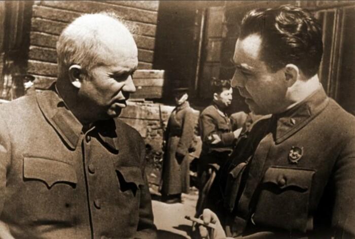 От Хрущева в тылу было больше пользы.