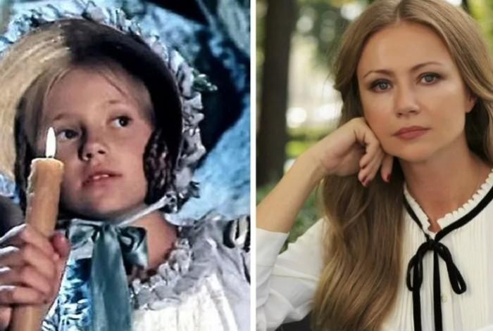 Марие Мироновой с детства пророчили карьеру актрисы.