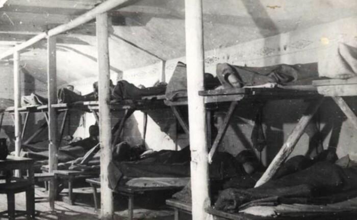 Фотографировать лагеря в СССР было запрещено.