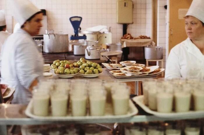 Питание в СССР было простым, но для многих самым вкусным.