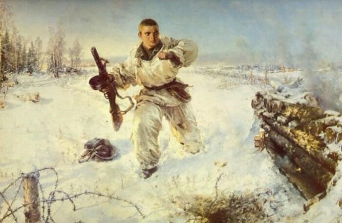 Для Шакирьяна война продлилась три дня.