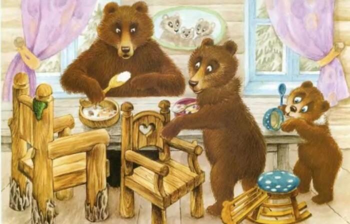 Сюжет о проказнице Маше и медведе лег в основу популярного мультфильма.