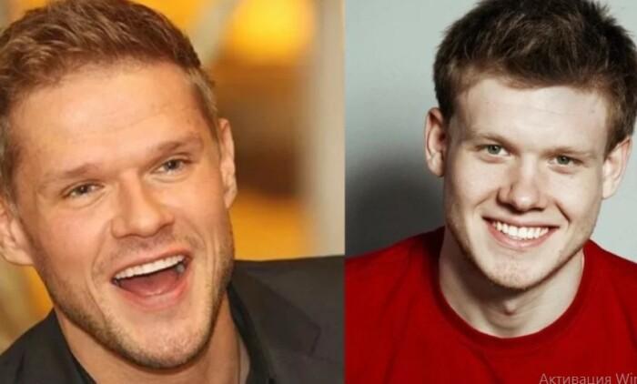 Оба актера отличаются харизмой и обаянием.