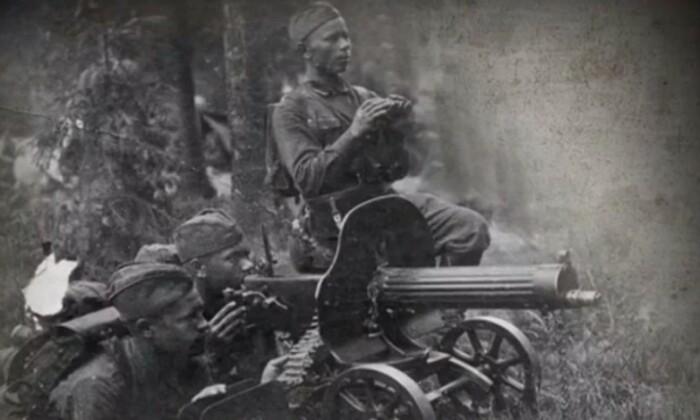 Заградотряд в Сталинграде.