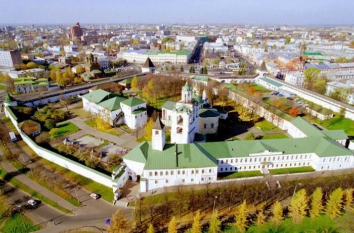 Сегодня монастырь имеет огромную историческую ценность.