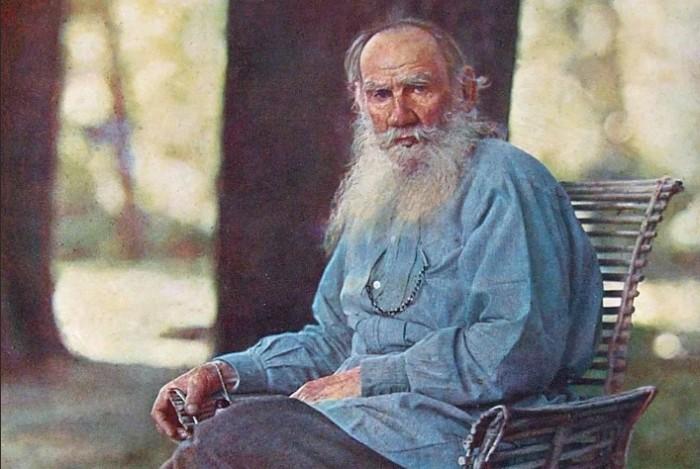 Лев Николаевич.