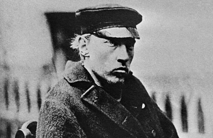 Каракозов, стрелявший в государя.