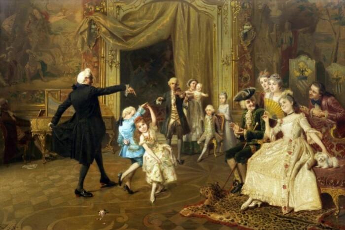 Для того чтобы потанцевать устраивать бал было не обязательно.