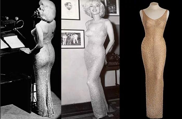 Без истории с Монро это платье бы сейчас ничего не стоило.