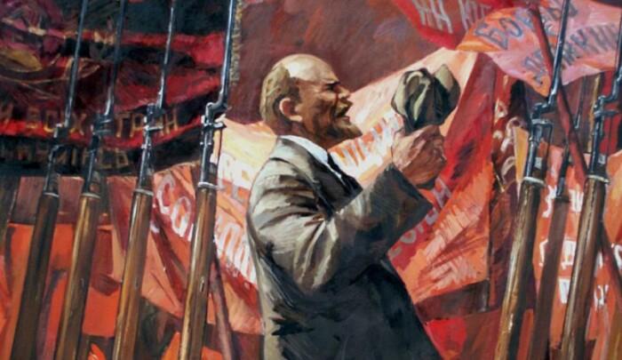 О российских волнениях и революциях очень любят рассказывать зарубежным школьникам.