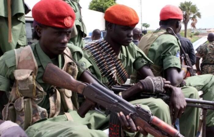 Гражданская война в Судане проходила в два этапа.
