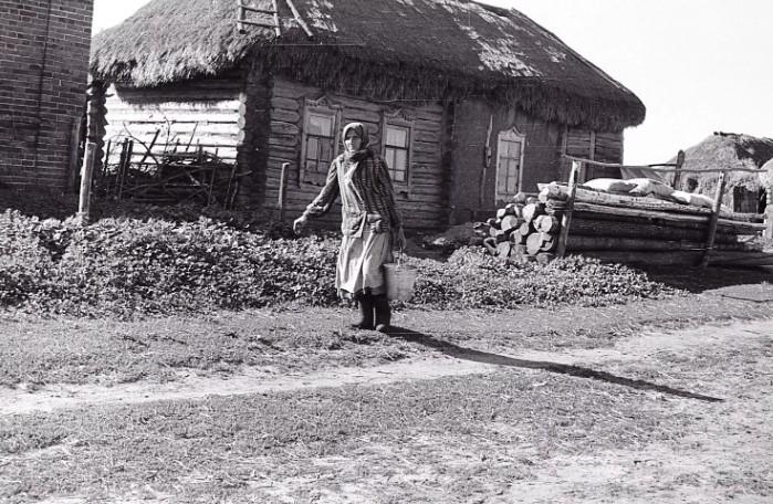 Нередко в одном дворе жили сразу несколько дочерей, не вышедших замуж.