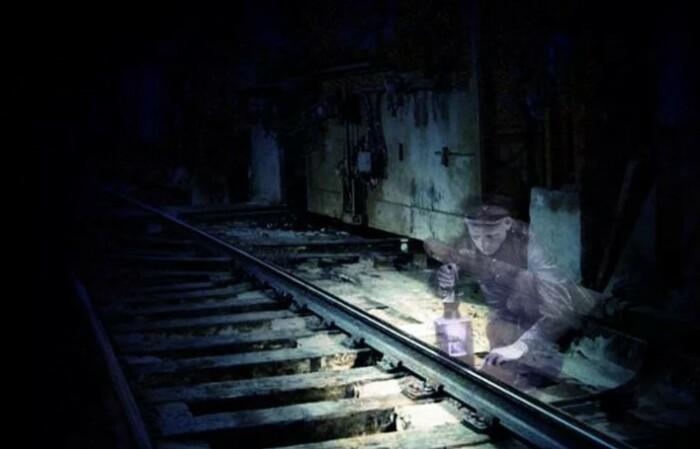 Полно легенд, объясняющих появление того или иного призрака в метро.