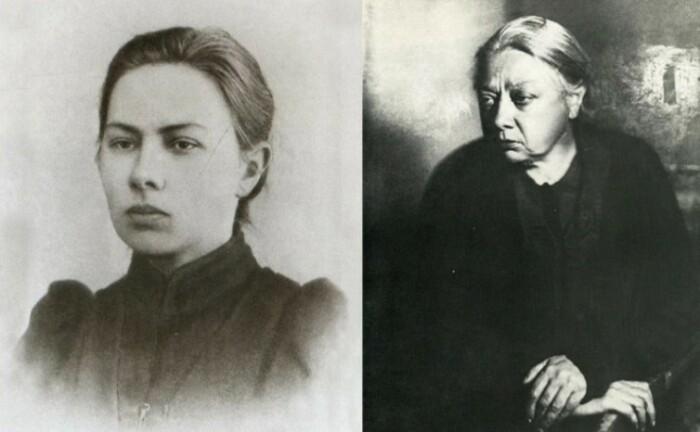 Себя она отдала Ленину, но во имя революции.