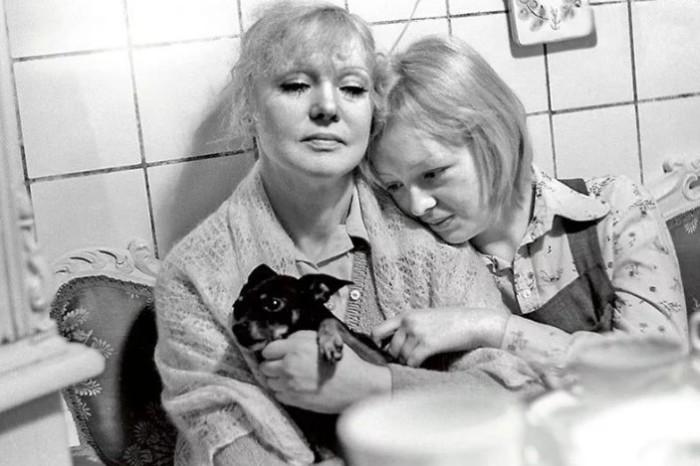 Хорошей мамой стать Гурченко не удалось.