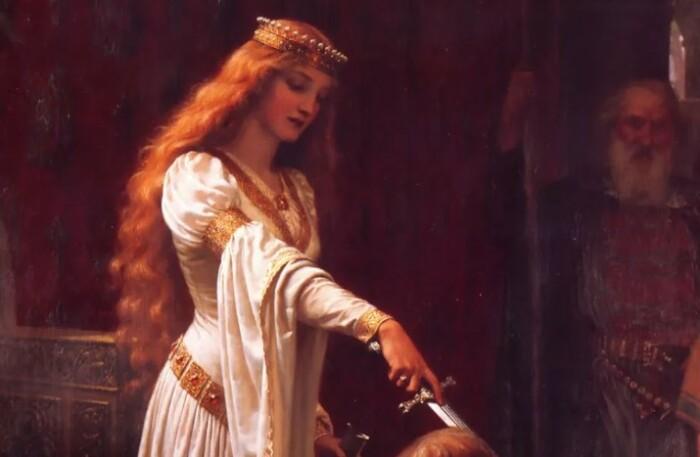 А потом она взяла и развелась с королем.