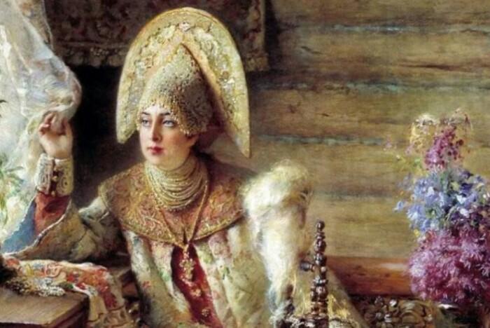 Русских девиц стали закрывать по теремам.