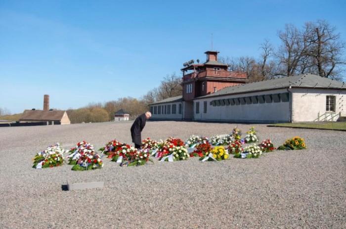 Сегодня Бухенвальд это музей.