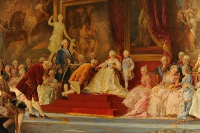 Елизавета любила театр и насыщенную придворную жизнь.