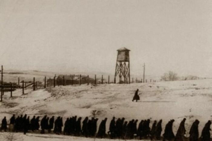 Содержание в сталинских лагерях было одинаково ужасным.