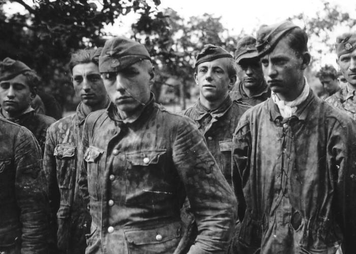Никто не отдавал советским солдатам приказа не убивать пленных, то было решением их собственной совести.