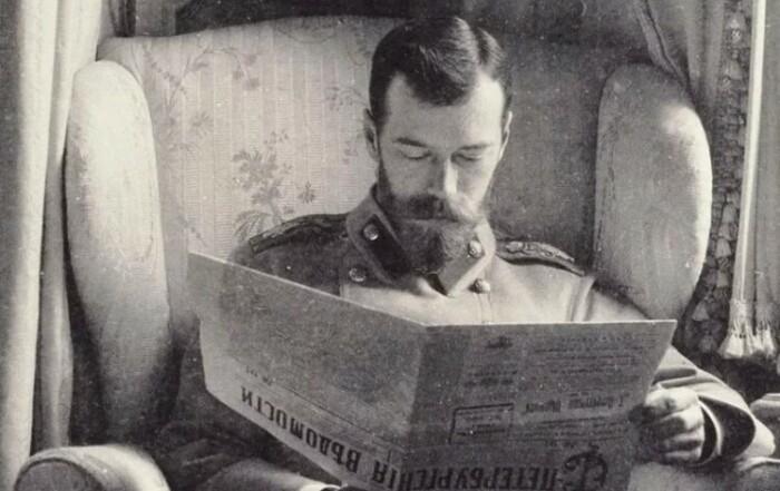 Чтение было его любимым занятием.
