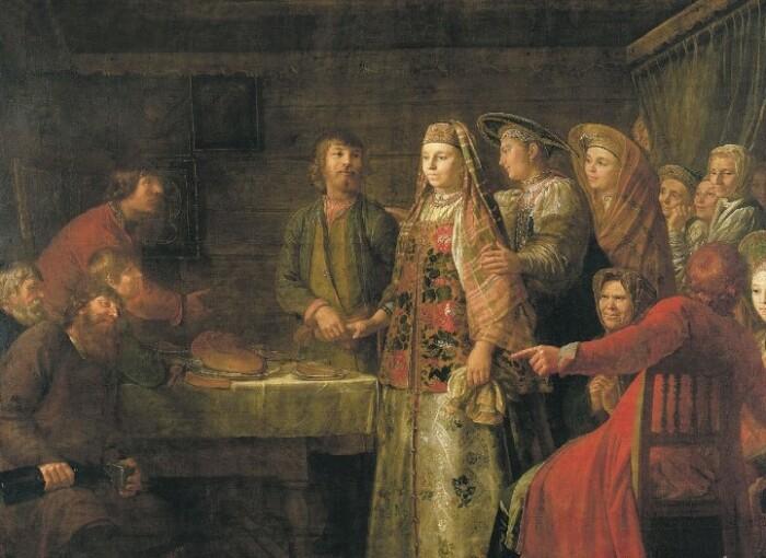 Родиться женщиной в средневековье уже было наказанием.