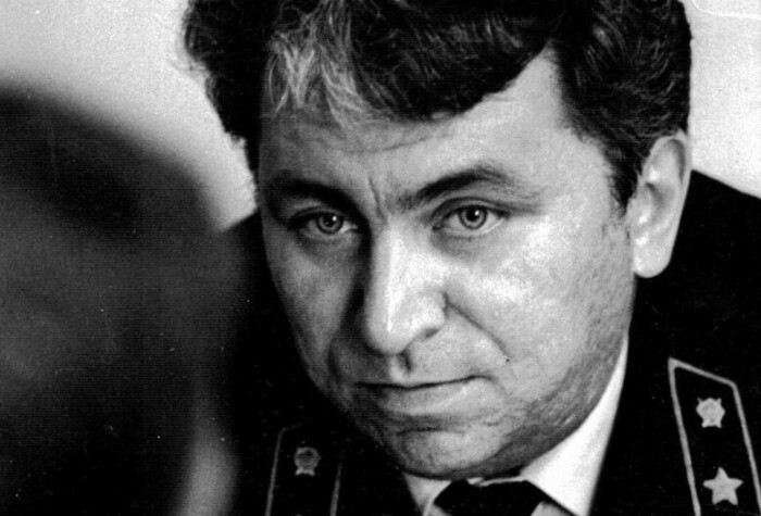 Калиниченко - один из следователей, которые вели рыбное дело.