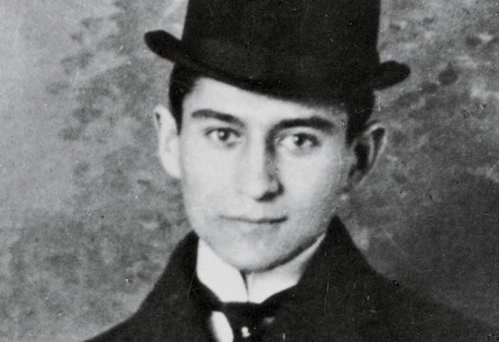 Франц Кафка боялся реальных отношений.