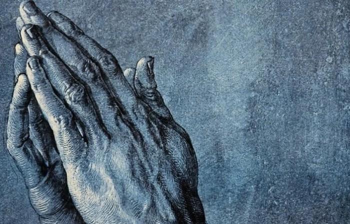 Альбрехт Дюрер. «Руки молящегося».