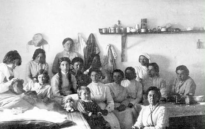 Мальцевская женская тюрьма.
