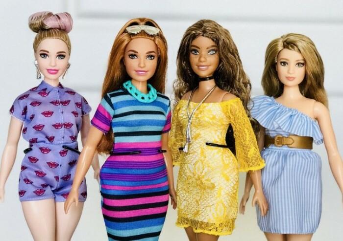 И это тоже Барби.