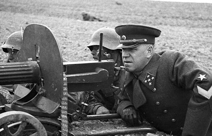 Жуков в начале Второй Мировой войны.