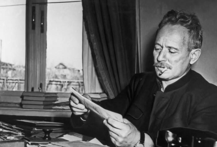 Михаилу Шолохову многое прощалось за его талант.