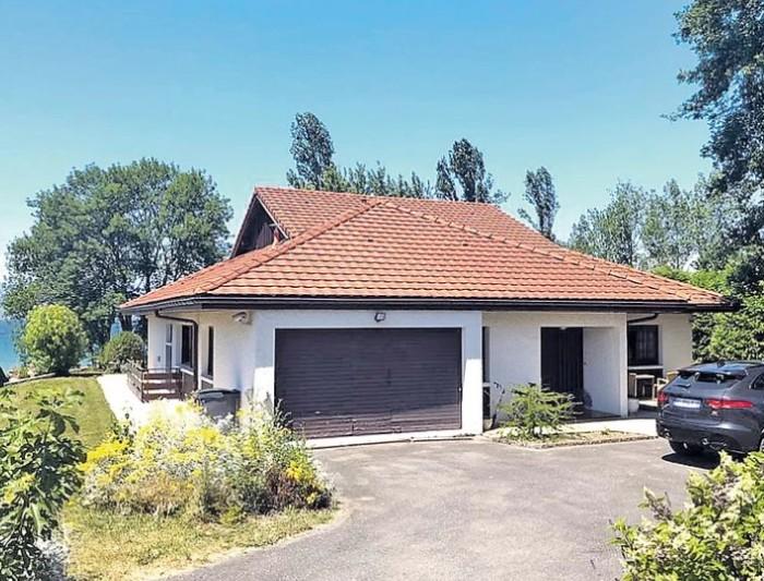 Швейцарский дом Валерии и Пригожина.