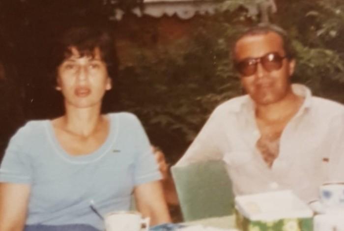 Родители Селима в 1978 году.