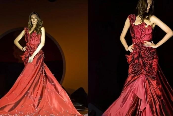 Самое дорогое в мире платье.