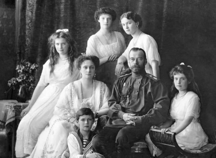 В недолгой ссылке в Тобольске семья Романовых жила тихо и спокойно.