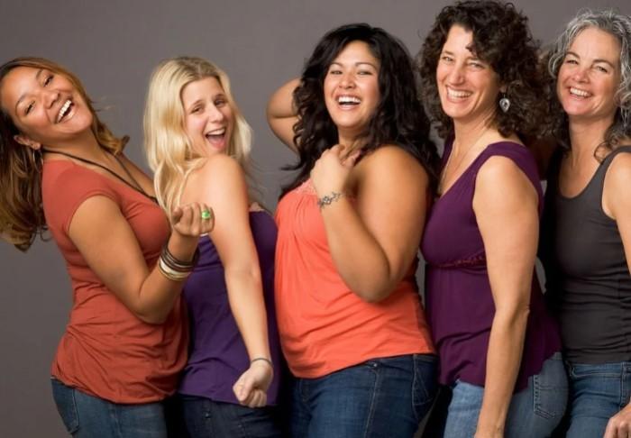Женщины со всего мира начинают понимать, что их красота это не вес и не цвет волос.