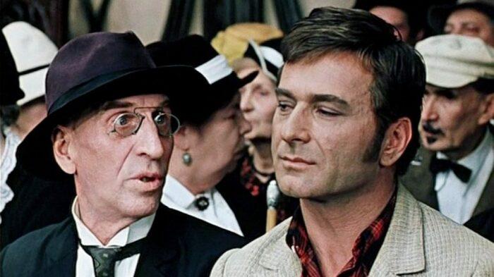 Фильм «Двенадцать стульев» 1971 (реж. Леонид Гайдай)