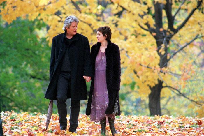 Фильм «Осень в Нью-Йорке» (режиссер Джоан Чэнь)