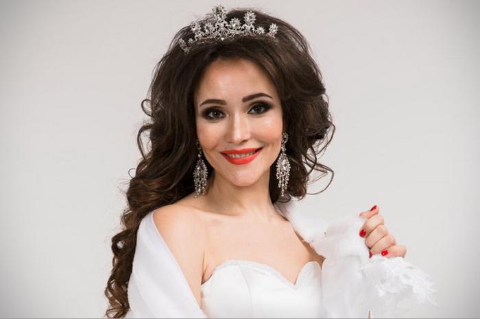 Дочь Анны Самохиной Алексадра