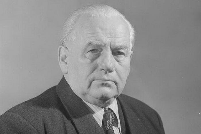 Вильгельм Пик — еще один из активистов коммунистической партии