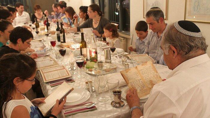 Евреи до сих пор празднуют праздник Песах
