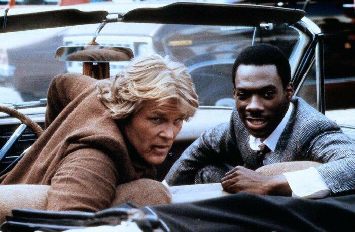 Фильм «48 часов» стал первой киноработой Эдди Мерфи