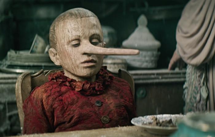 Сказка «Пиноккио»