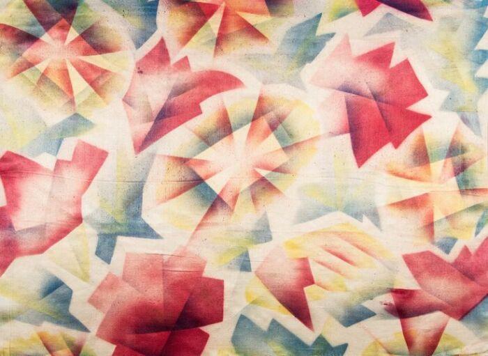 Людмила Маяковская придумала новые технологии окрашивания тканей