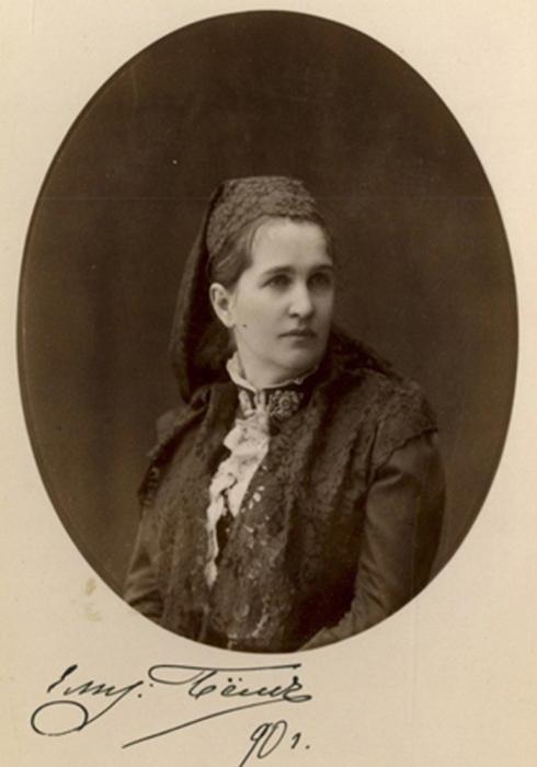 Елизавета Меркурьевна Бем