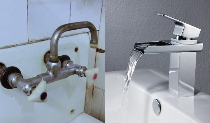 Современные краны более удобны в использовании, а еще добавят эстетичности кухне и ванной комнате